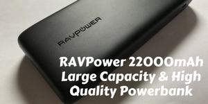 RAVPower 22000mAh Powerbank